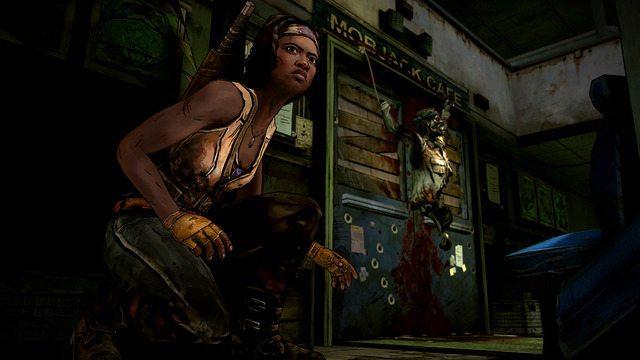 The Walking Dead Michonne giochi per iPhone avrmagazine 1