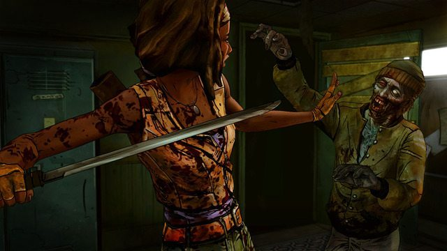 The Walking Dead Michonne giochi per iPhone avrmagazine 2
