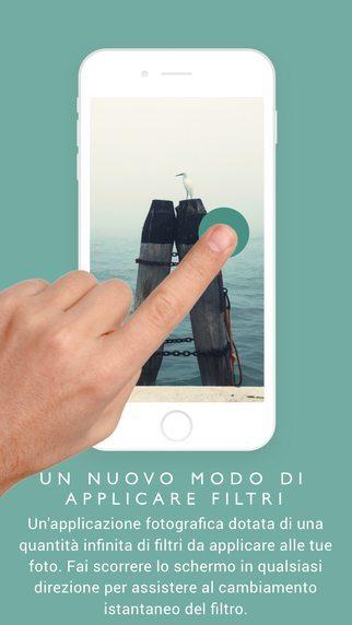infltr applicazioni per iPhone avrmagazine 1