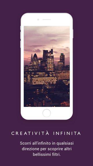 infltr applicazioni per iPhone avrmagazine 2
