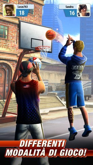 Basketball Stars giochi per iPhone avrmagazine 1