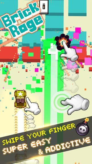 Brick Rage giochi per iPhone avrmagazine 2