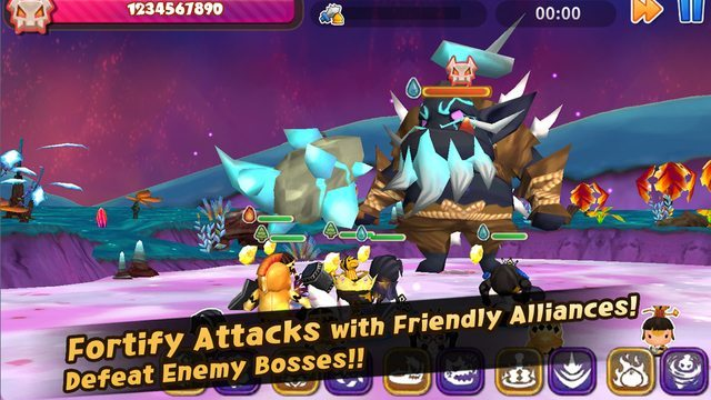 Buddy Rush The Legends giochi per iPhone avrmagazine 1