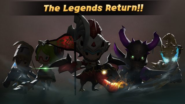 Buddy Rush The Legends giochi per iPhone avrmagazine 2