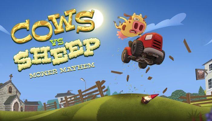 Cows Vs Sheep giochi per iphone avrmagazine