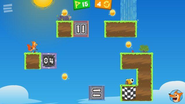 Flipper Fox giochi per iPhone avrmagazine 2