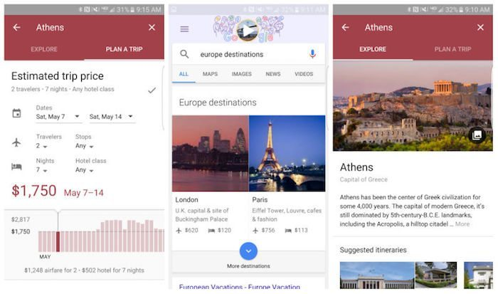 Google Destinations avrmagazine 2