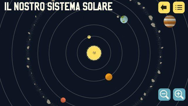 Il Sistema Solare giochi per iPhone avrmagazine 2