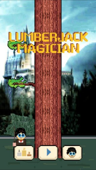 Lumberjack Magician giochi per iPhone avrmagazine 2