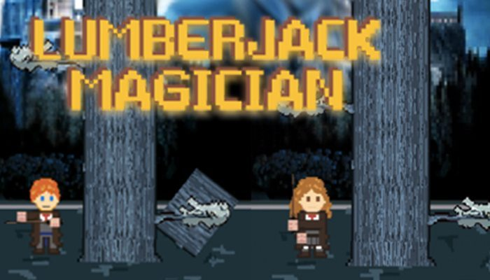 Lumberjack Magicians avrmagazine