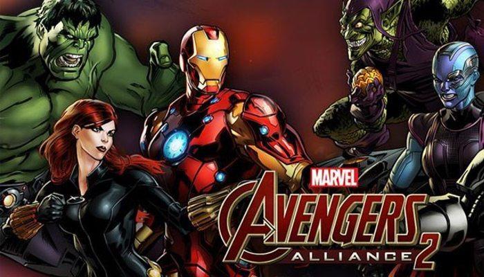 Marvel Avengers Alliance 2 avrmagazine