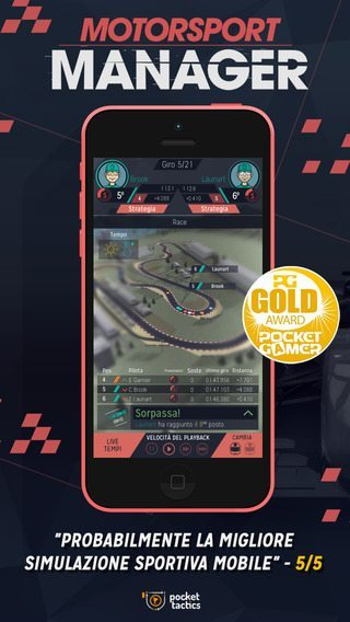 Motorsport Manager giochi per iphone avrmagazine 2