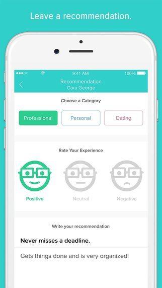 Peeple applicazioni per iPhone avrmagazine2