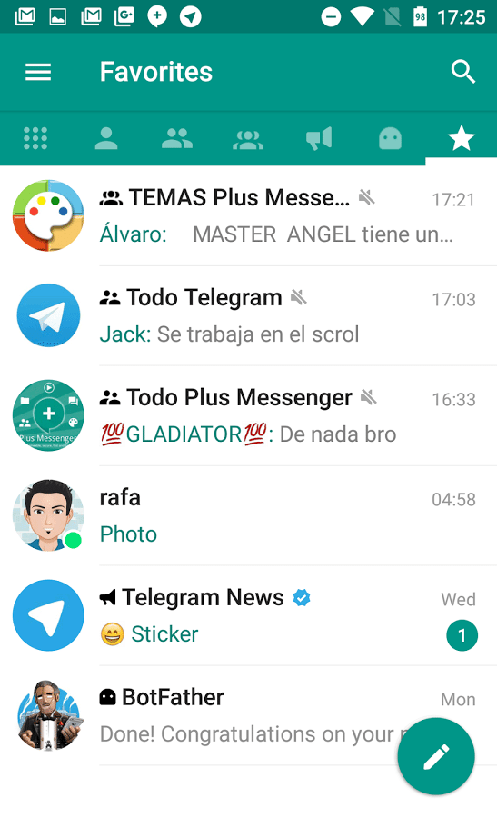 Plus Messenger giochi per iPhone avrmagazine 1