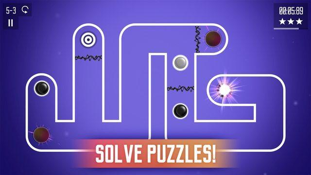 Spiral Splatter gicohi per iPhone avrmasgazine 1