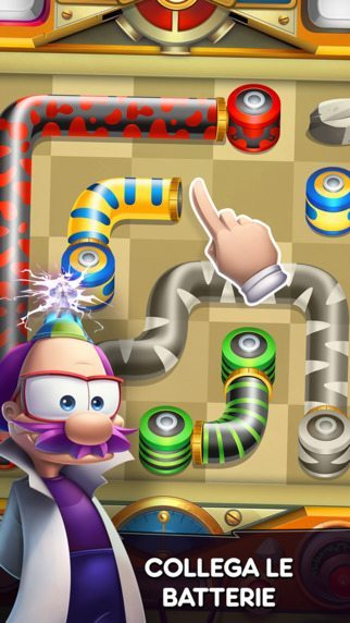 Tesla Tubes giochi per iPhone avrmagazine 2