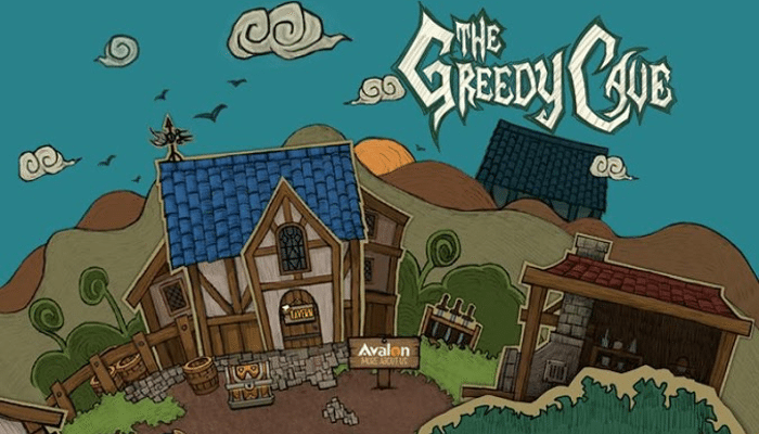 The Greedy Cave gicohi per iPhone avrmagazine