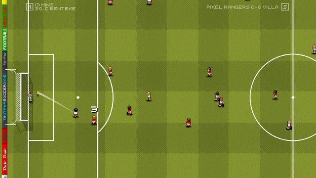Tiki Taka Soccer gicohi per iPhone e Android avrmagazine 1