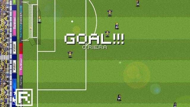 Tiki Taka Soccer gicohi per iPhone e Android avrmagazine 2