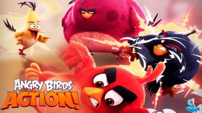 Angry Birds Action! giochi per iPhone avrmagazine 2