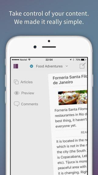 Blogo applicazioni per iPhone avrmagazine 2