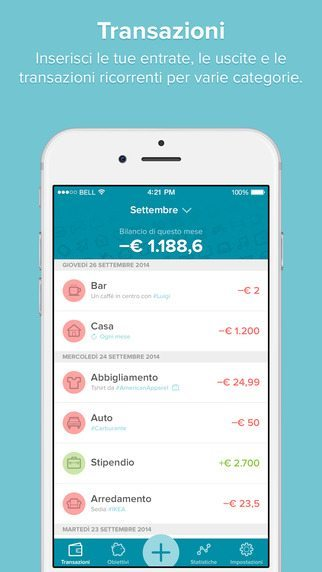 Budjet applicazioni per iphone avrmagazine 2