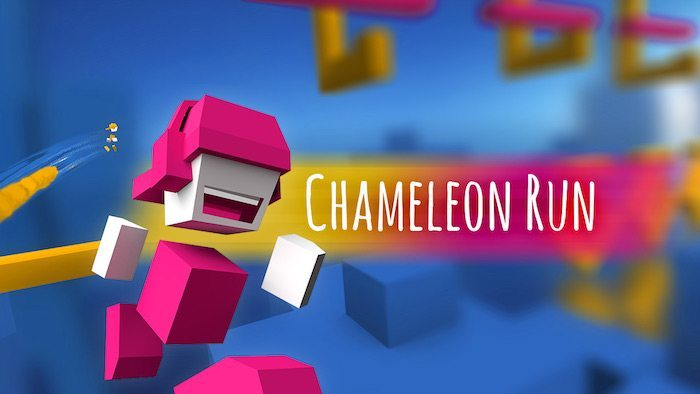 Chameleon Run giochi per iPhone avrmagazine