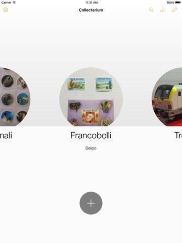 Collectarium applicazioni per iPhone avrmagazine 1