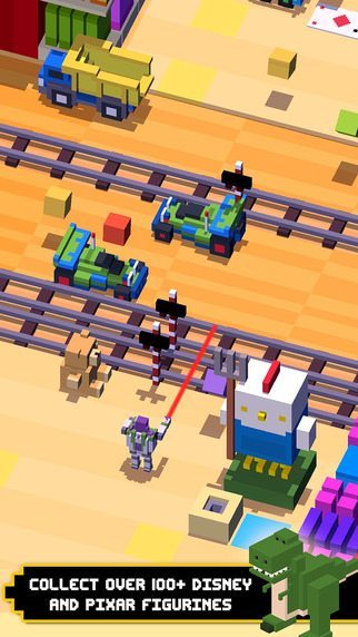 Disney Crossy Road avrmagazine
