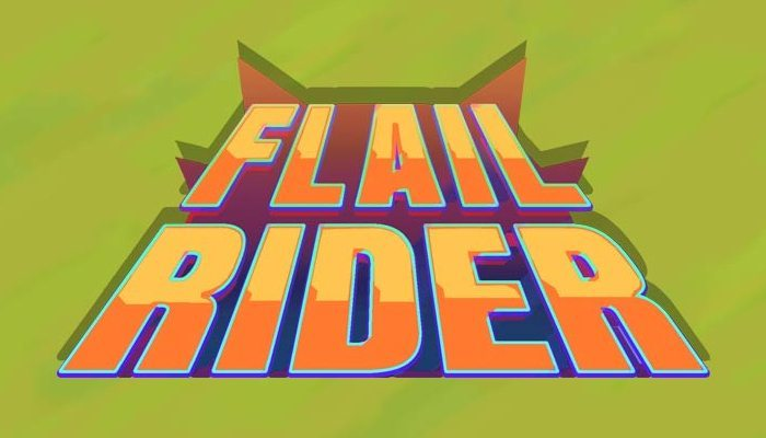 Flail Rider avrmagazine