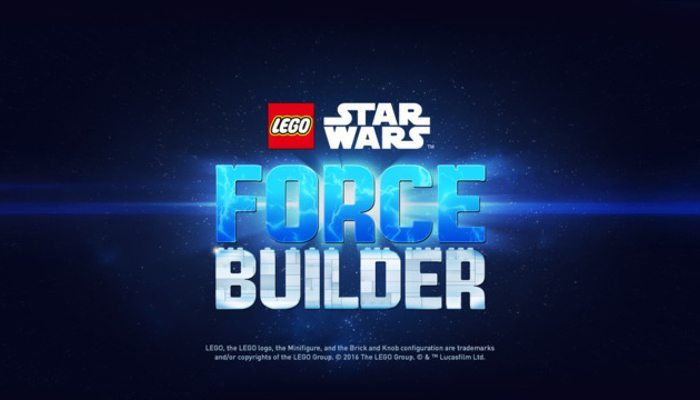 Force builder lego avrmagazine