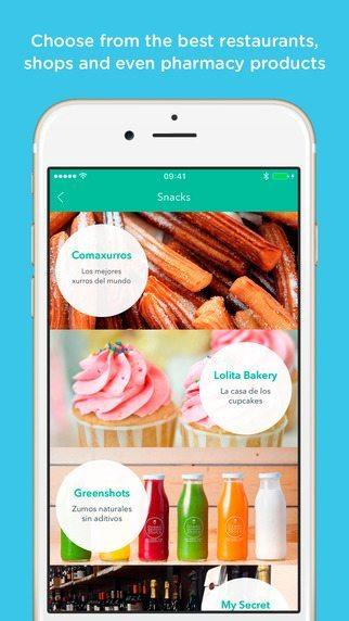 Glovo applicazioni per iPhone avrmagazine 2