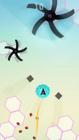 Hexavoid giochi per iPhone avrmagazine 2