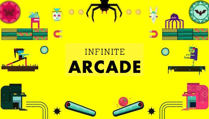 Infinite Arcade avrmagazine