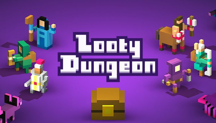 Looty Dungeon avrmagazine