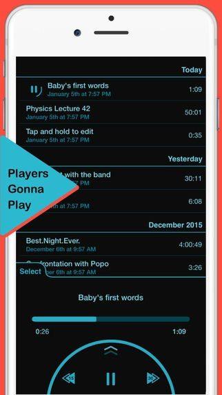 Mic'd applicazioni per iphone avrmagazine 2