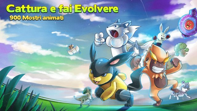 Neo Monsters giochi per iPhone avrmagazine 1