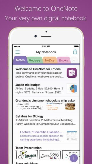 Onenote iphone avrmagazine