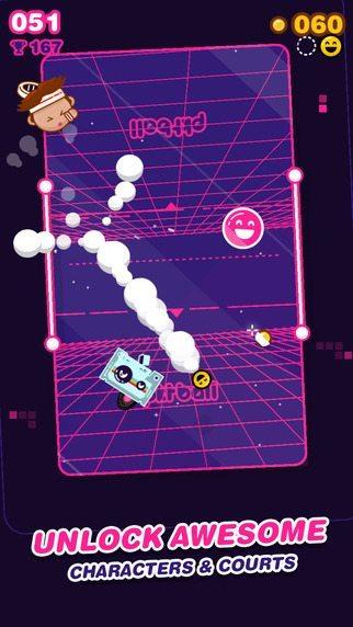 PKTBALL giochi per iPhone avrmagazine 1