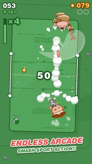 PKTBALL giochi per iPhone avrmagazine 2