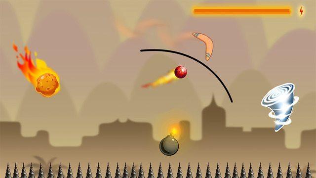 SlideBall Xtreme giochi per iPhone avrmagazine 2