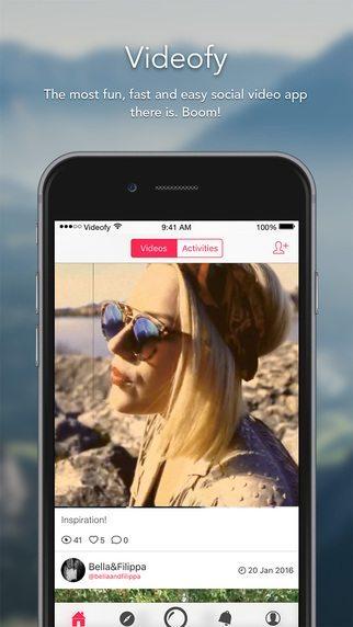Videofy applicazioni per iPhone avrmagazine 2