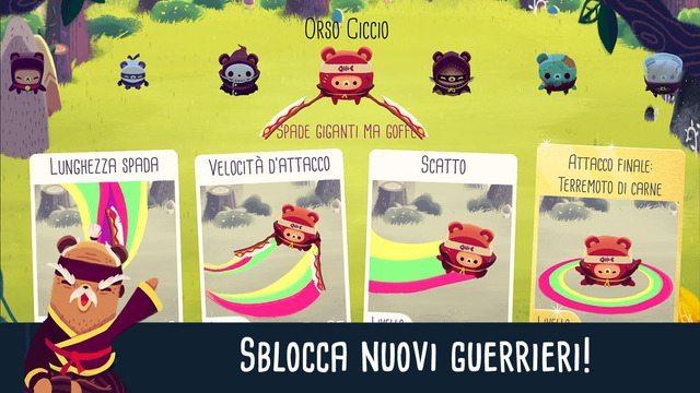 Bushido Bear gicohi per iPhone avrmagazine 2