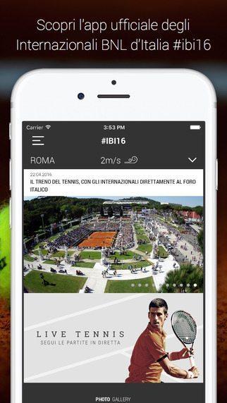 Internazionali BNL d'Italia avrmagazine