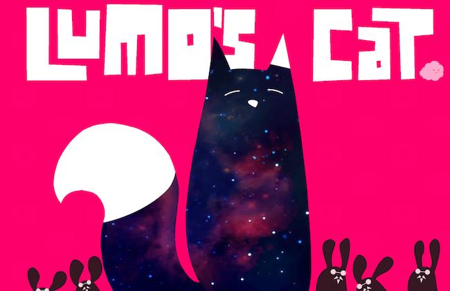 lumo's cat avrmagazine