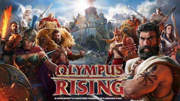 Olympus Rising  avrmagazine