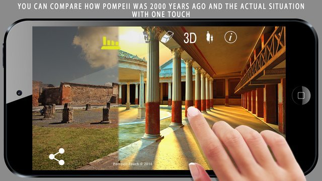 Pompeii Touch avrmagazine 2
