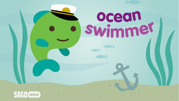 Sago Mini Ocean Swimmer avrmagazine