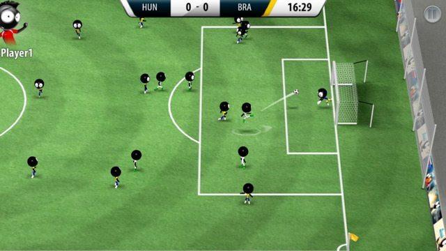 Stickman Soccer 2016 gicohi per iPhone avrmagazine 1