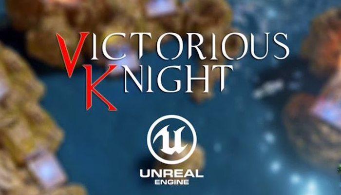 Victorius Knight avrmagazine